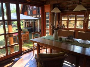 Gästehausküche